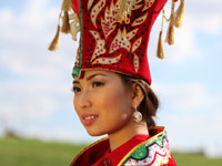 Beauty of Kalmykia