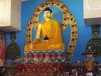 Die Feierlichkeiten zu Ehren von Buddhas Geburtstag